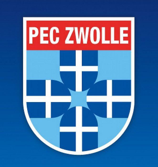 Algemeen directeur PEC Zwolle op klompen naar Dalfsen - Foto: Onbekend