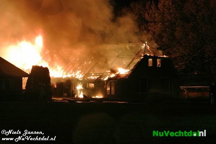 Meeste woningbranden door roken en kortsluiting - Foto: Niels Jansen