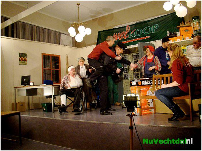 """DITO Balkbrug klaar voor """"Een grandioze catastrofe"""" - Foto: Niels Jansen"""