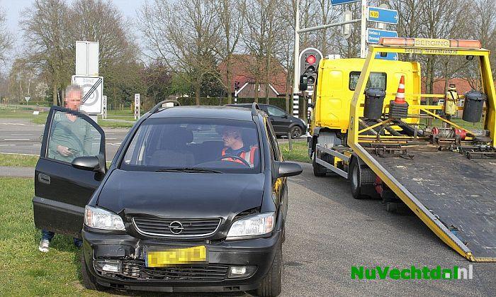 Aanrijding N35 Heinoseweg bij Hoonhorst - Foto: Robert Bril