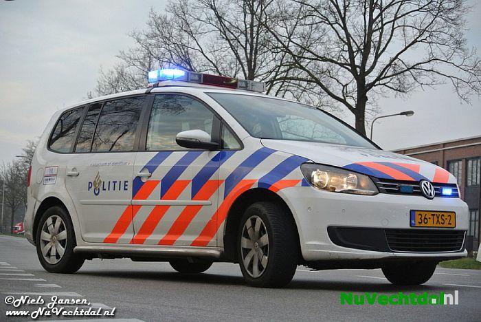 Politie zoekt contact met automobilist N340 Hessenweg - Foto: Niels Jansen