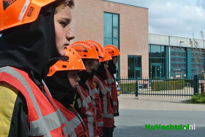 Landelijke Jeugdbrandweer wedstrijden Dalfsen - Foto: Niels Jansen