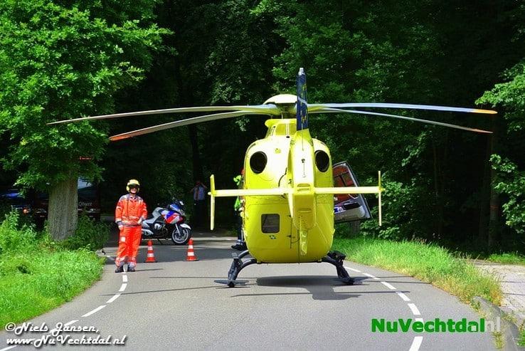 UPDATE: Ernstig ongeval Balkerweg Vinkenbuurt - Foto: Niels Jansen