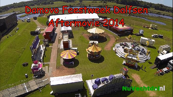 Unieke video Damovo-feestweek 2014 Dalfsen - Foto: Niels Jansen