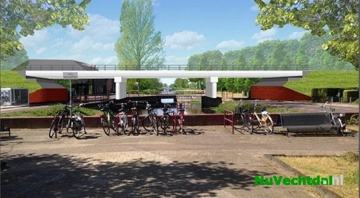 Start werkzaamheden viaduct N348 Lemelerveld - Foto: Niels Jansen