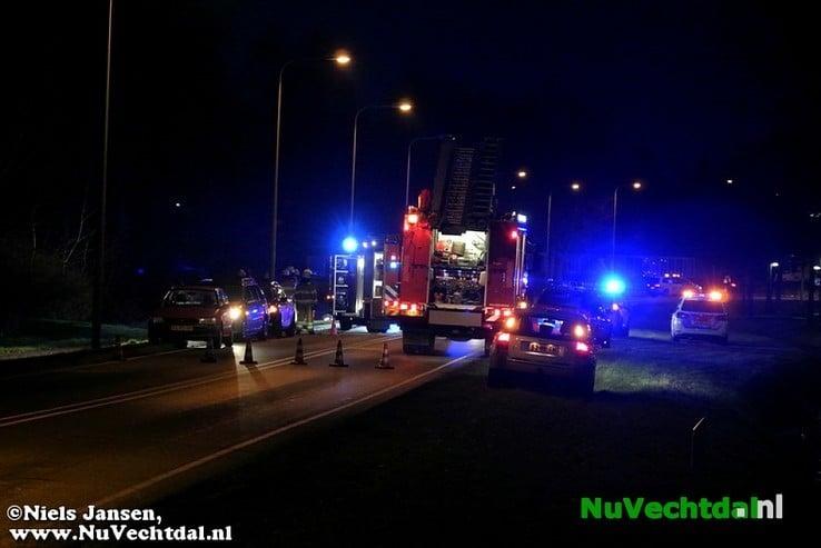 Ernstig ongeval Rondweg Dalfsen - Foto: Niels Jansen