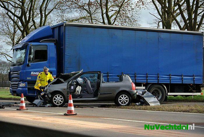 Ernstig ongeval N35 Wythmen – Zwolle - Foto: Niels Jansen