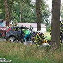 Bestuurder overleden na ongeval in Dalfsen (update)