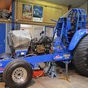 Tractorpulling team uit Heino opent haar deuren