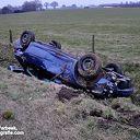 Ongeval met letsel op de N34 ter hoogte van Hardenberg