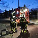 Schoorsteenbrand Koestraat Dalfsen tijdig bedwongen