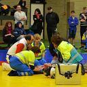 Jongen loopt letsel op tijdens Sambo toernooi Dalfsen