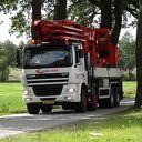 Video+foto's truck instap dag Lemelerveld