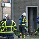 Explosiegevaar na gaslek woning Nieuwe Uitleg Dalfsen