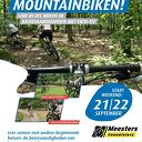 Onder prof. begeleiding beginnen met Mountainbiken