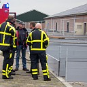 Brand bij boerderij Haarweg Lemelerveld snel meester