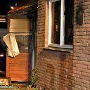VIDEO: Keukenbrand Kampfstraat Lemelerveld