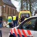 Ongeval blijkt gevallen fietser Kerkplein Dalfsen