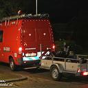 Brandweer en politie schieten mindervalide te hulp