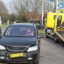 Aanrijding N35 Heinoseweg bij Hoonhorst