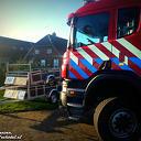 Brand boerderij Hessenweg Dalfsen blijkt loos alarm