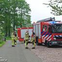 Man overleden bij tragisch ongeval Dalfsen