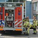 [Foto's] Brand in verzorgingstehuis Dalfsen tijdig geblust
