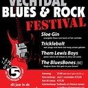 Vechtdal Blues & Rock Dalfsen dit jaar 5 jaar!