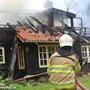 Woning brandt af in Hessum bij Dalfsen
