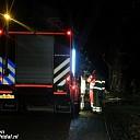 Boom knapt af in Vilsteren, brandweer in actie