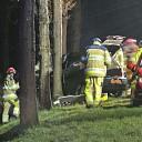Twee ernstig gewonden bij ongeval Poppenallee Dalfsen